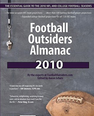 Football Outsiders Almanac 2010 by Aaron Schatz