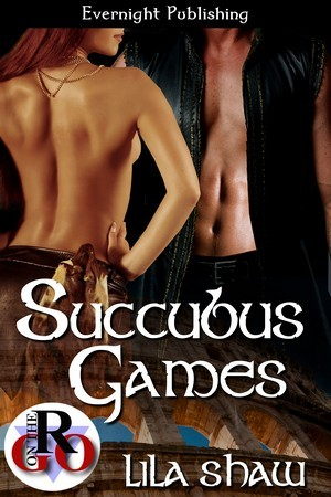 Succubus Games (The Succubus Chronicles)