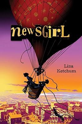 Newsgirl by Liza Ketchum