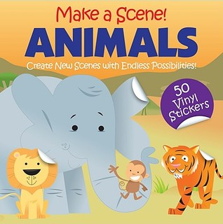 Make a Scene! Animals: Create New Scenes with Endless Possibilities!