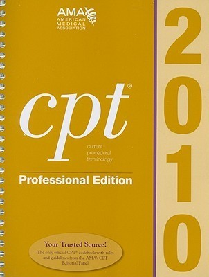CPT 2010 Professional Edition
