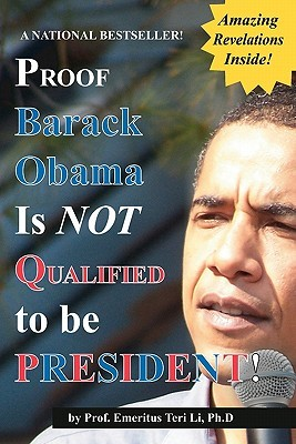 Proof Barack Obama Isn't Qualified to Be President! (Notebook)