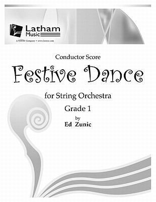 Festive Dance for String Orchestra - Score
