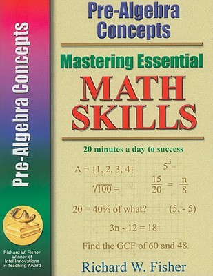 Mastering Essential Math Skills PRE-ALGEBRA CONCEPTS