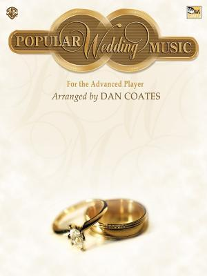 Popular Wedding Music: For the Advanced Player