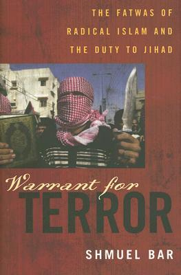 Warrant for Terror by Shmuel Bar
