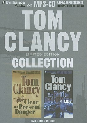 Tom Clancy Collection (Limited Edition): Clear and Present Danger, The Hunt for Red October