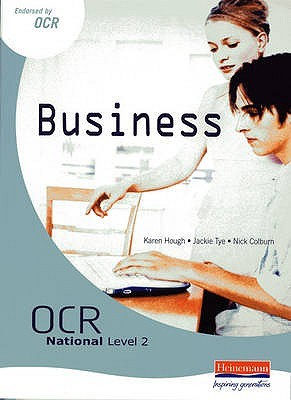 Ocr National Level 2 In Business: Student Book