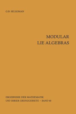 Modular Lie Algebras