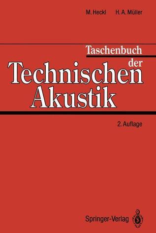 Taschenbuch der technischen Akustik