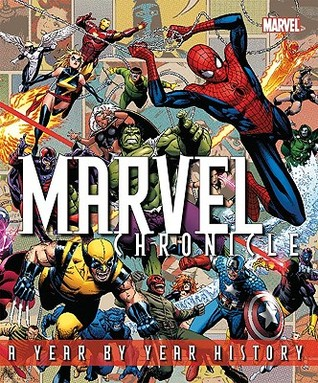 Marvel Chronicle by Tom DeFalco