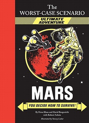 How to live on mars book
