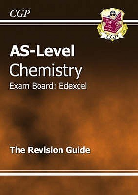 Chemistry: AS-Level: Exam Board: Edexcel: The Revision Guide