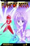 Flame of Recca, Vol. 04 (Flame of Recca, #4)