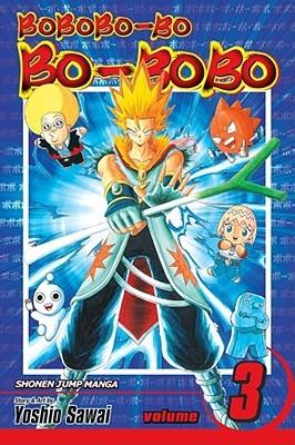 Bobobo Bo Bo Bobo Vol 3 By Yoshio Sawai