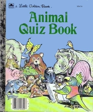 Animal Quiz Book (Little Golden Books)
