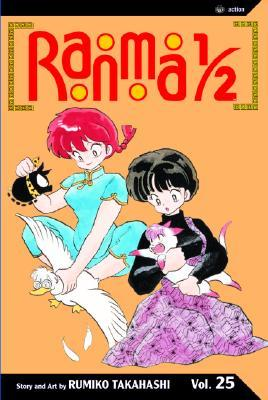 Ranma 1/2, Vol. 25 (Ranma ½ (US 2nd), #25)