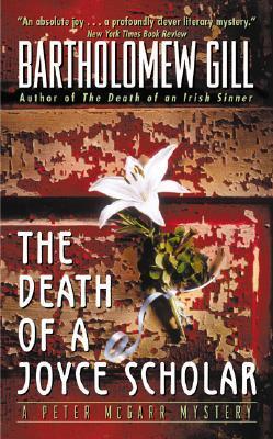 The Death of a Joyce Scholar (Peter McGarr, #8)