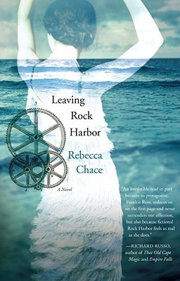 Leaving Rock Harbor by Rebecca Chace
