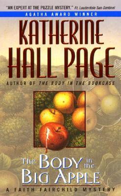 The Body in the Big Apple (Faith Fairchild, #10)