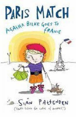 Paris Match: Agatha Goes to France. Sin Pattenden