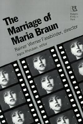 The Marriage of Maria Braun(Rutgers Films in Print)