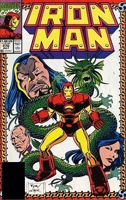 Iron Man: The Dragon Seed Saga