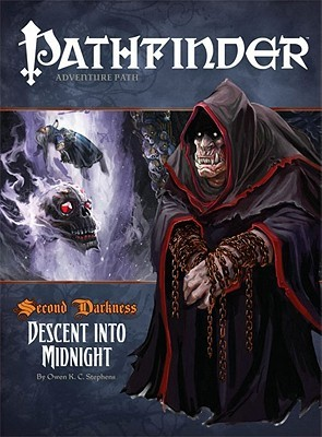 Pathfinder Adventure Path #18: Descent into Midnight