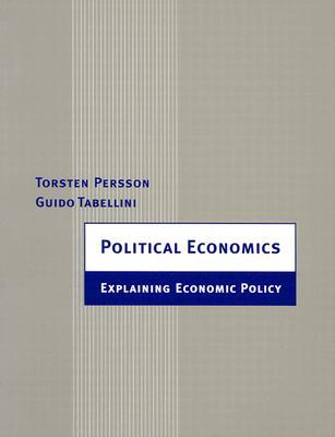 Political Economics: Explaining Economic Policy