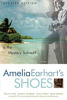 Amelia Earhart's Shoes by Randall S. Jacobson