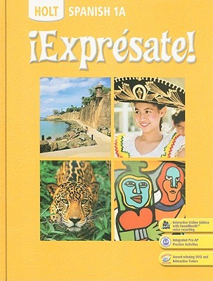 Expresate!: Spanish 1A