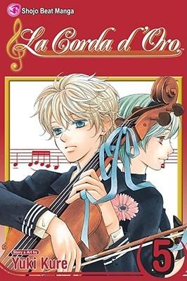 La Corda d'Oro, Volume 5