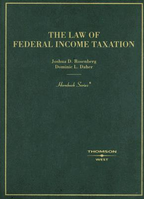 The Law of Federal Income Taxation