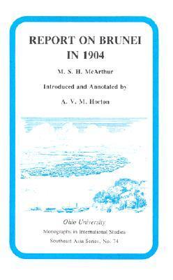 Report On Brunei In 1904: Mis Sea#74