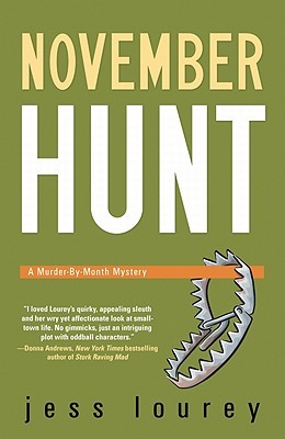 November Hunt (Murder-by-Month Mystery #7)