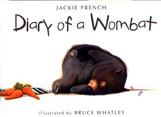 Diary of a Wombat by Jackie French