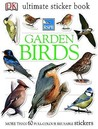RSPB Garden Birds Ultimate Sticker Book