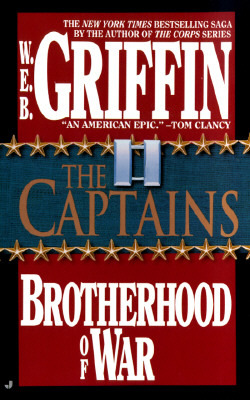 The Captains by W.E.B. Griffin