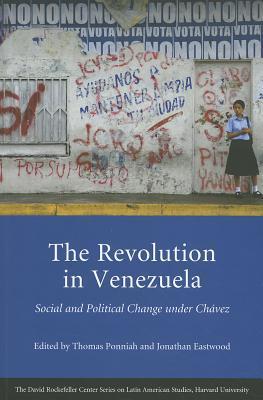 The Revolution in Venezuela by Jonathan Eastwood