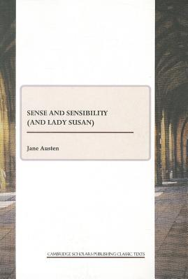 Ebook Sense and Sensibility (and Lady Susan) by Jane Austen read!
