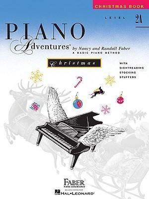 Piano Adventures Christmas Book, Level 2A