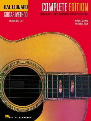 Hal Leonard Guitar Method, - Complete Edition: Book Only