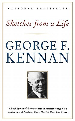 Sketches from a Life by George F. Kennan