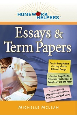 Homework Helpers: Essays & Term Papers (Homework Helpers