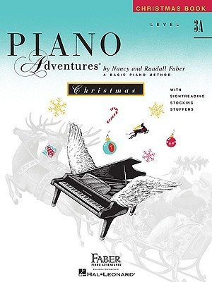 Piano Adventures Christmas Book, Level 3A