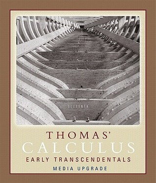 Thomas' Calculus, Early Transcendentals, Part I [with MyMathLab/MyStatLab & Maple 12 Student Edition CD]