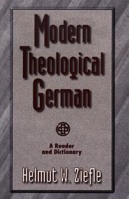 Descargar Kindle Books en la computadora Modern Theological German: A Reader and Dictionary