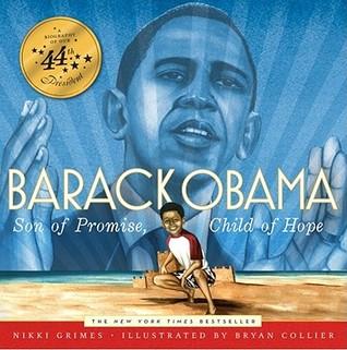 Barack Obama by Nikki Grimes
