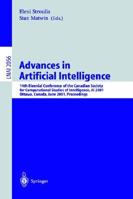 Advances in Artificial Intelligence: 14th Biennial Conference of the Canadian Society for Computational Studies of Intelligence, AI 2001 Ottawa, Canada, June 7-9, 2001 Proceedings