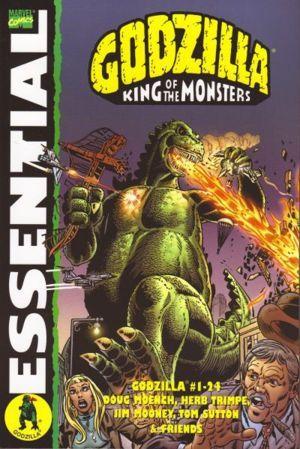 Ebook Essential Godzilla, Vol. 1 by Doug Moench TXT!